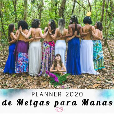 Planner 2020 – De Meigas para Manas – Apoiamos!